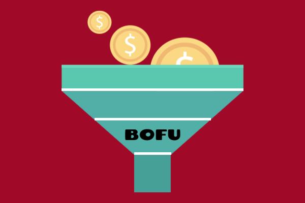 BOFU: la parte inferior del funnel de ventas o fase de decisión