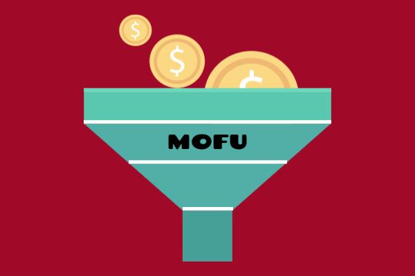 MOFU: la parte media del funnel de ventas o fase de consideración